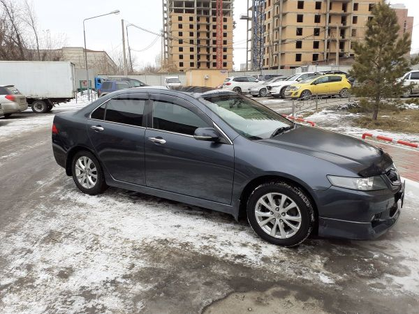 Honda Accord, 2005 год, 449 900 руб.
