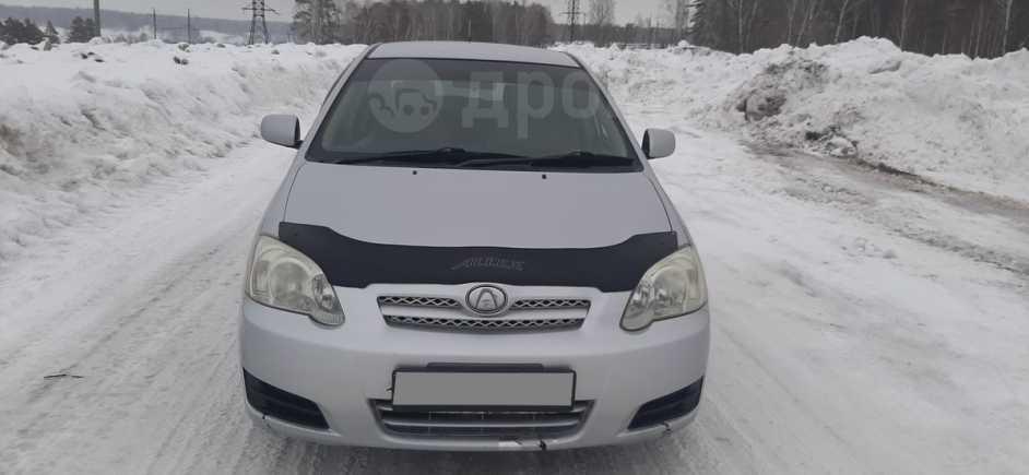 Toyota Allex, 2004 год, 375 000 руб.