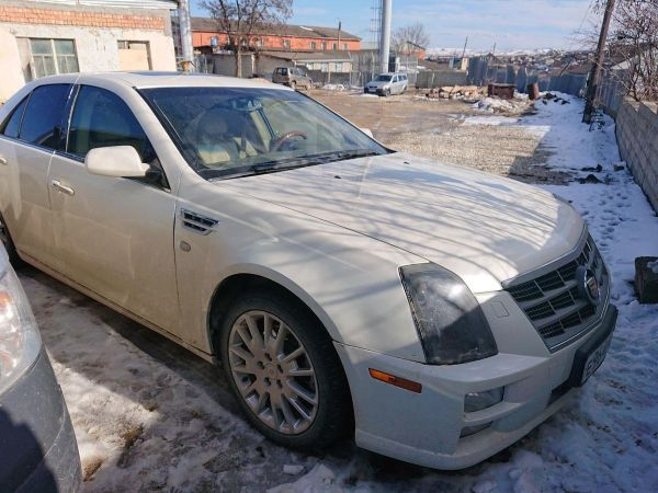 Cadillac STS, 2008 год, 480 000 руб.