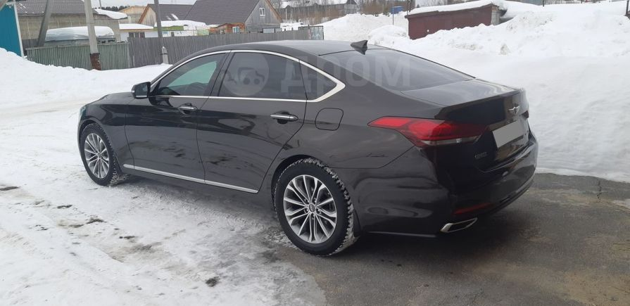 Hyundai Genesis, 2016 год, 1 900 000 руб.