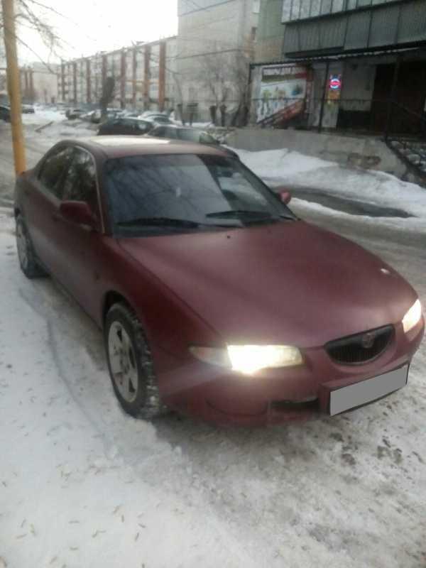 Mazda Xedos 6, 1993 год, 72 000 руб.