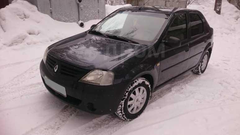 Renault Logan, 2007 год, 180 000 руб.