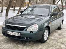 Омск Приора 2008