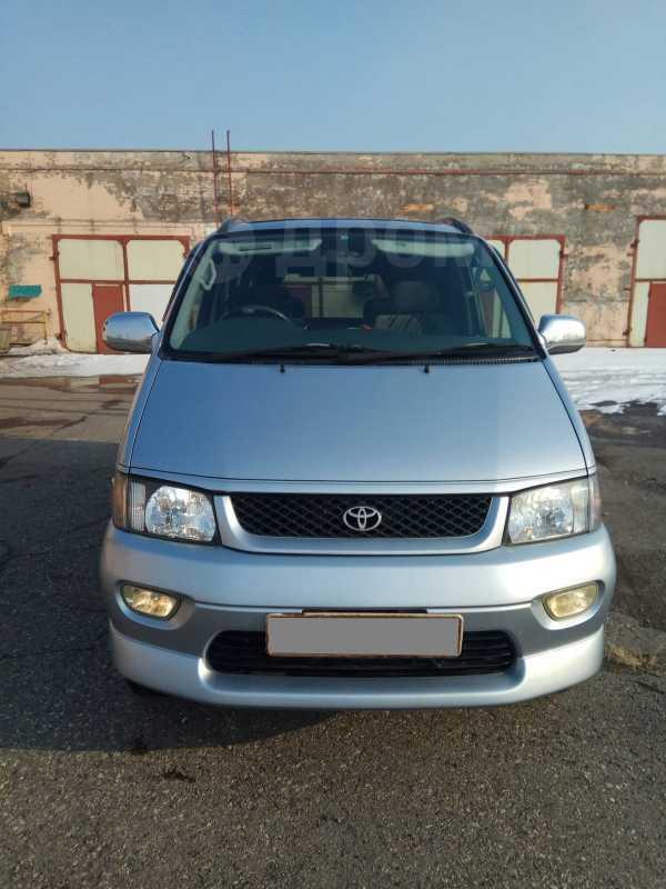 Toyota Hiace Regius, 1998 год, 535 000 руб.