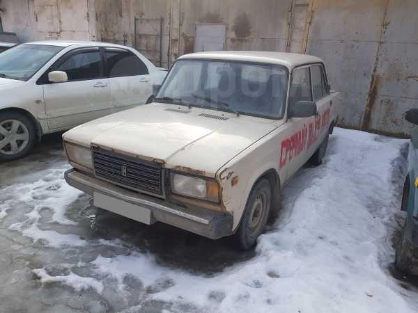 Лада 2107, 1995 год, 18 000 руб.