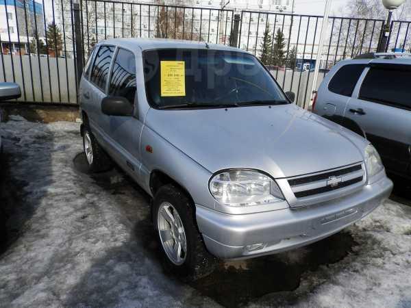 Chevrolet Niva, 2008 год, 235 000 руб.
