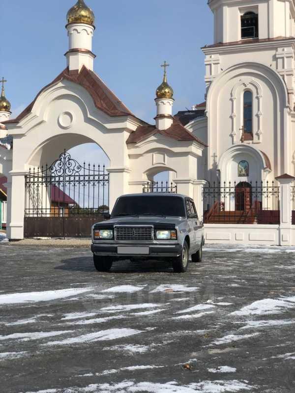 Лада 2107, 2010 год, 123 000 руб.