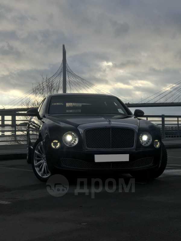 Bentley Mulsanne, 2012 год, 8 000 000 руб.
