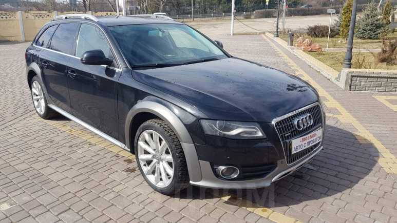 Audi A4 allroad quattro, 2009 год, 650 000 руб.