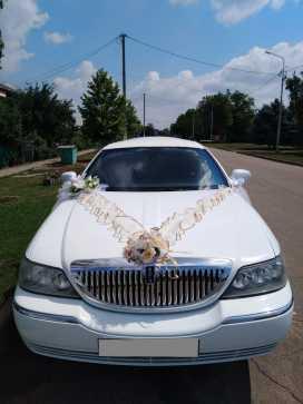 Выселки Town Car 2002