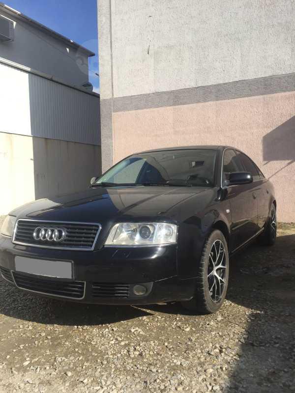 Audi A6, 2003 год, 340 000 руб.