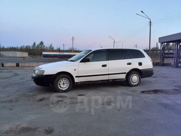 Toyota Caldina, 1997 год, 130 000 руб.