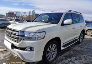 Екатеринбург Land Cruiser 2018