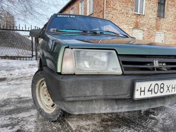 Лада 2109, 1995 год, 35 000 руб.