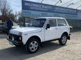Ростов-на-Дону 4x4 2121 Нива 1997