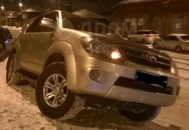 Toyota Fortuner, 2006 год, 1 010 000 руб.