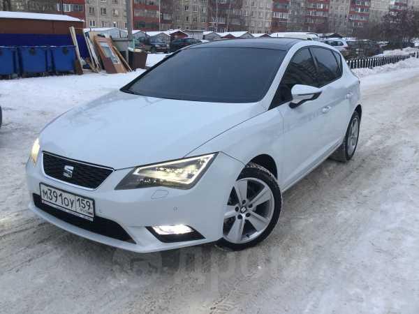 SEAT Leon, 2013 год, 525 000 руб.