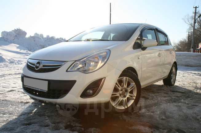 Opel Corsa, 2011 год, 448 000 руб.