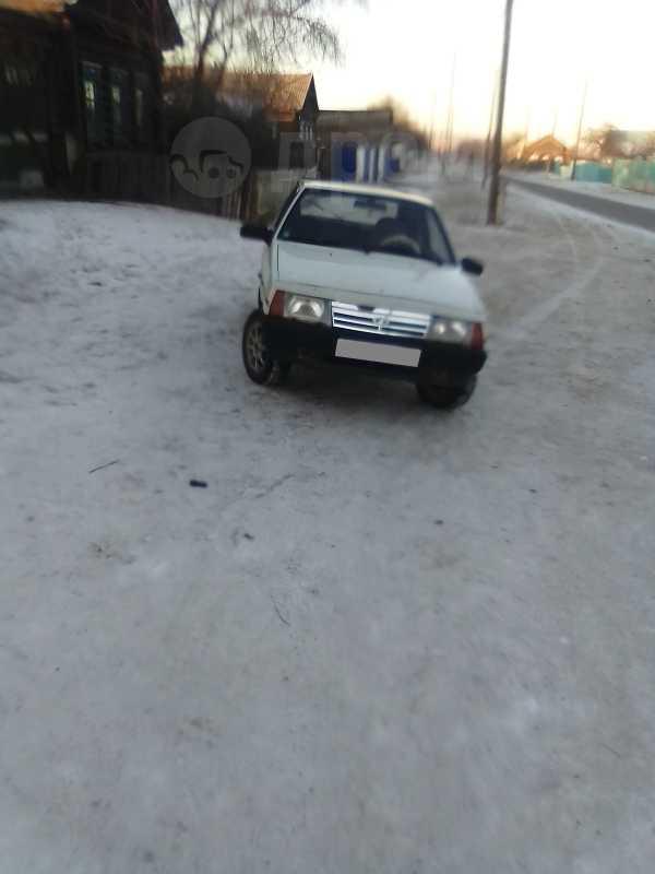 Лада 2108, 1991 год, 100 000 руб.
