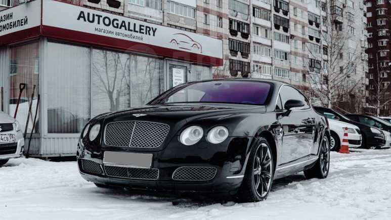 Bentley Continental GT, 2005 год, 2 100 000 руб.