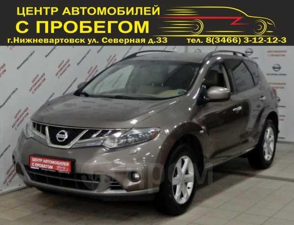 Nissan Murano, 2012 год, 1 200 000 руб.