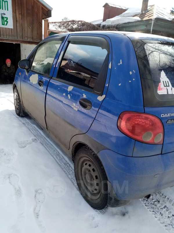 Daewoo Matiz, 2003 год, 65 000 руб.
