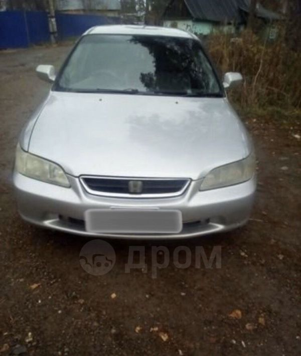 Honda Accord, 1998 год, 540 000 руб.