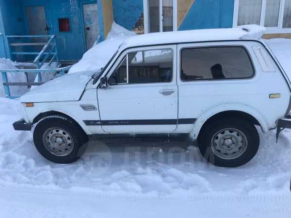 Лада 4x4 2131 Нива, 1998 год, 67 000 руб.