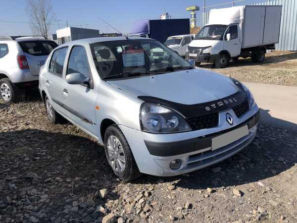 Renault Symbol, 2004 год, 163 000 руб.