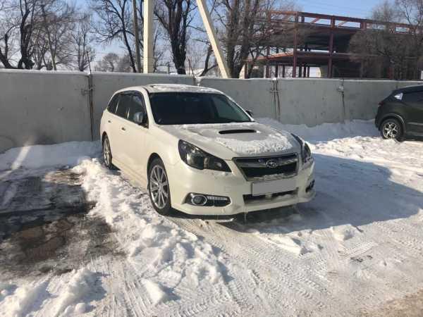 Subaru Legacy, 2013 год, 850 000 руб.