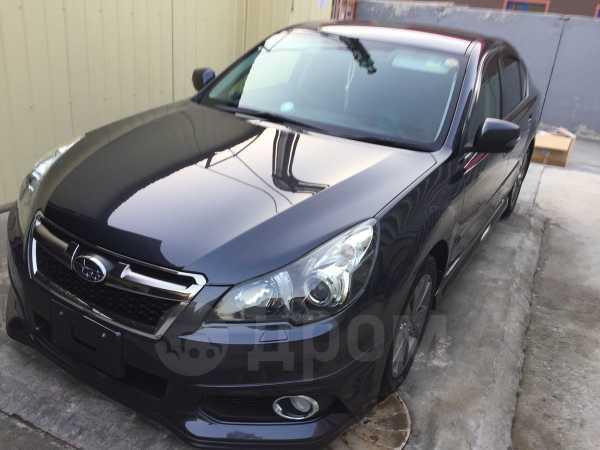 Subaru Legacy B4, 2013 год, 1 250 000 руб.