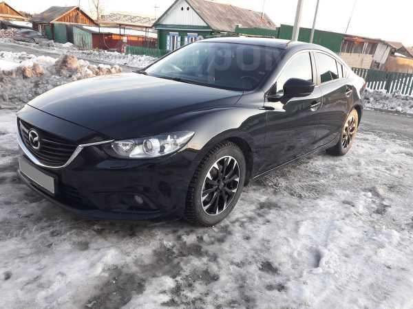 Mazda Mazda6, 2017 год, 1 170 000 руб.