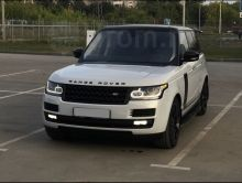 Новосибирск Range Rover 2016