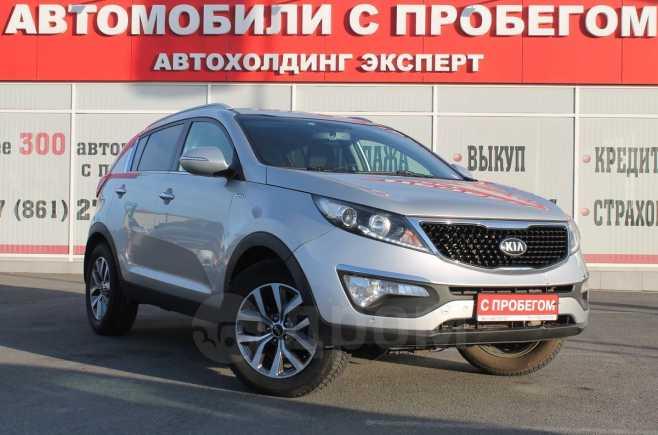 Kia Sportage, 2014 год, 898 000 руб.