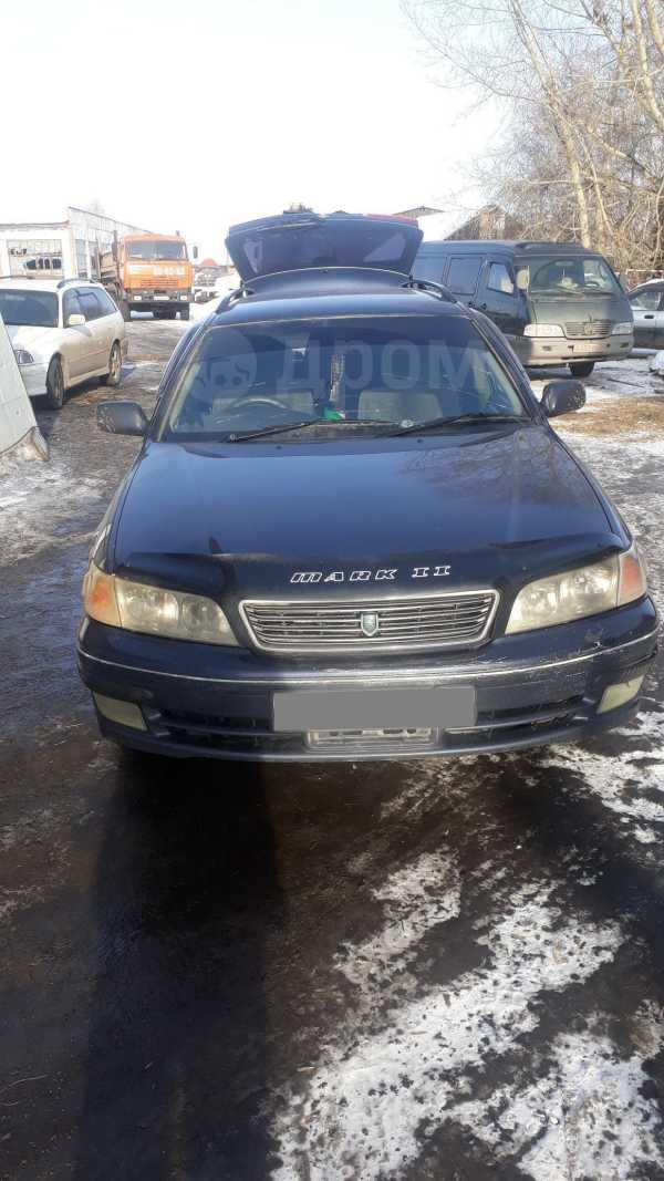Toyota Mark II Wagon Qualis, 1997 год, 250 000 руб.