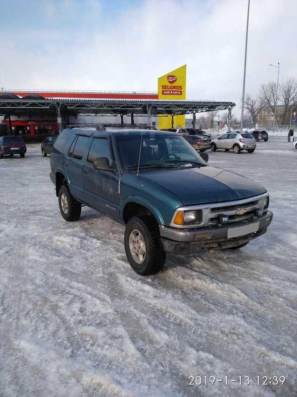 Chevrolet Blazer, 1996 год, 129 000 руб.