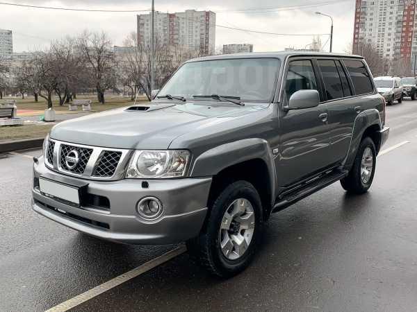 Nissan Patrol, 2008 год, 830 000 руб.
