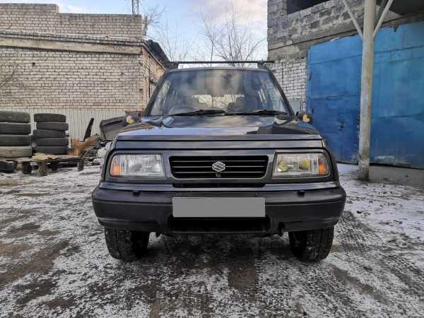 Suzuki Escudo, 1991 год, 315 000 руб.