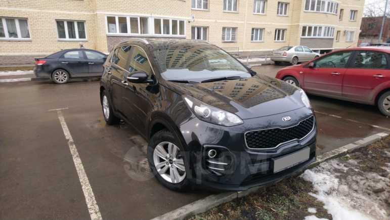 Kia Sportage, 2017 год, 1 120 000 руб.