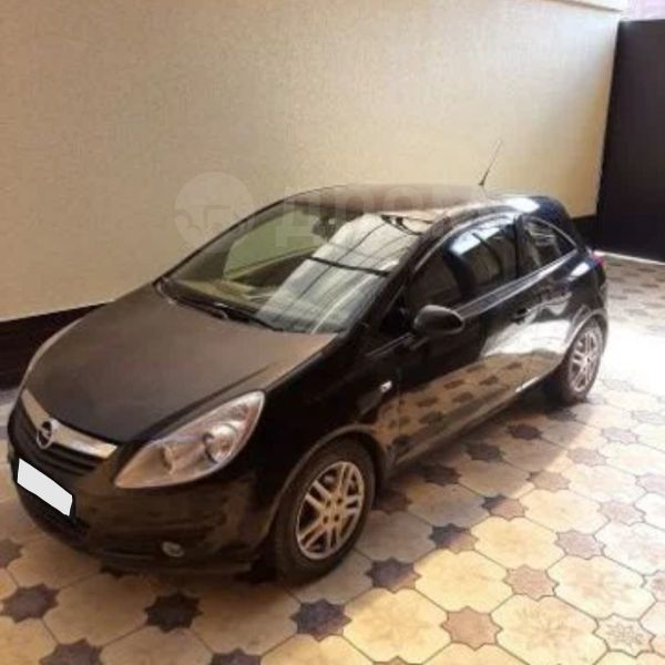 Opel Corsa, 2008 год, 160 000 руб.