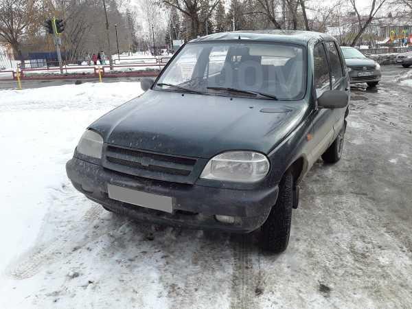 Chevrolet Niva, 2003 год, 95 000 руб.
