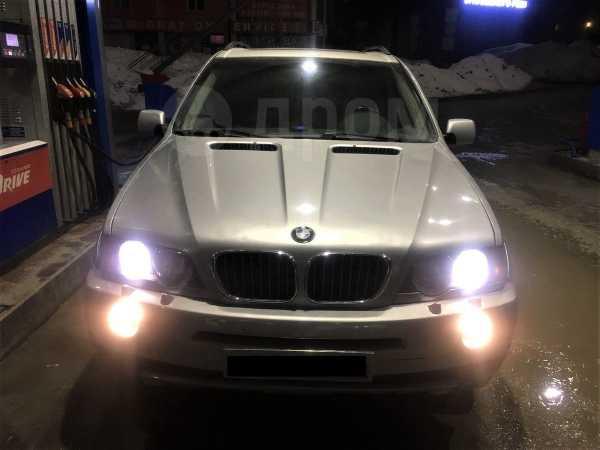BMW X5, 2002 год, 469 000 руб.
