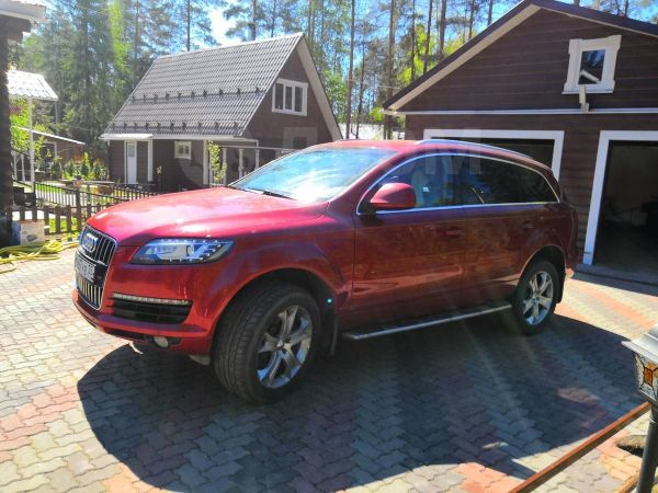 Audi Q7, 2009 год, 955 000 руб.