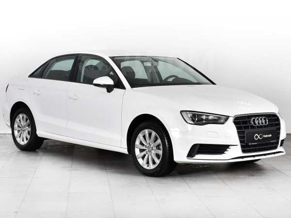 Audi A3, 2015 год, 849 000 руб.