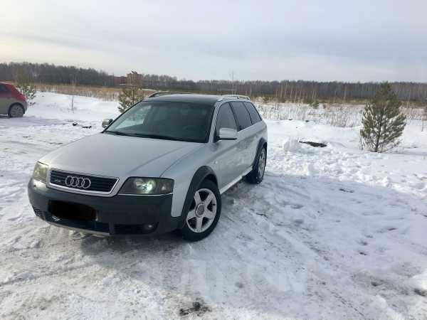 Audi A6 allroad quattro, 2003 год, 280 000 руб.
