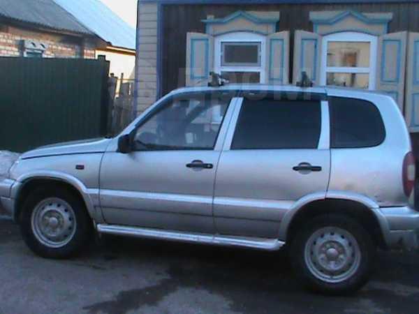 Chevrolet Niva, 2004 год, 158 000 руб.