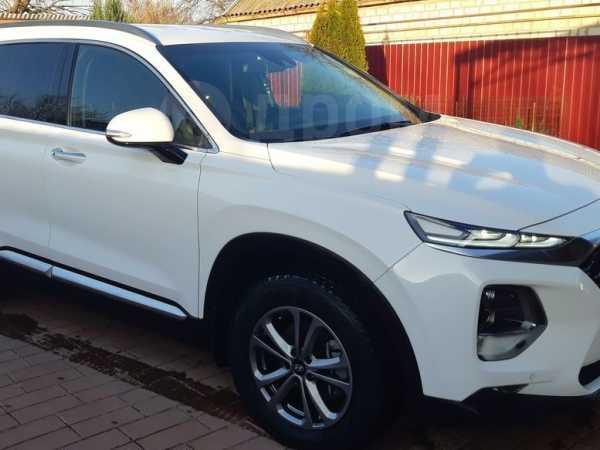 Hyundai Santa Fe, 2019 год, 2 300 000 руб.