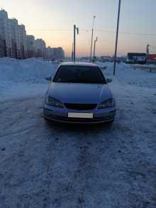 Новосибирск Avancier 2003