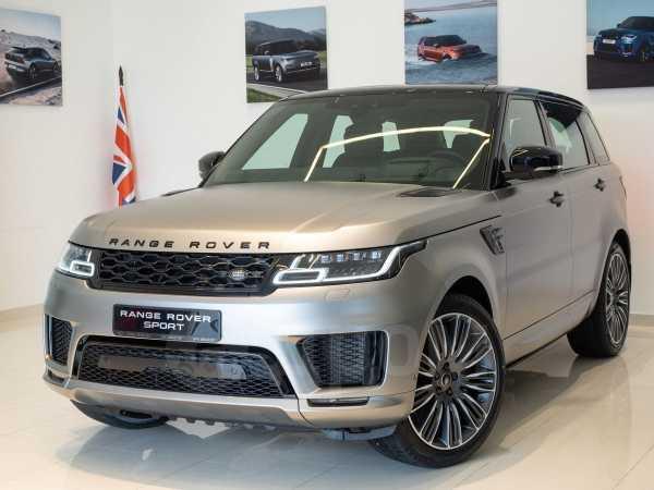 Land Rover Range Rover Sport, 2020 год, 10 281 786 руб.