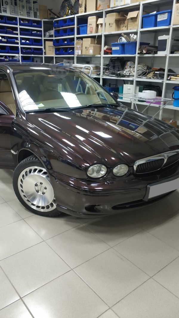 Jaguar X-Type, 2007 год, 710 000 руб.